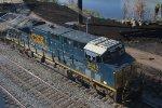 CSX 3442 on Q300